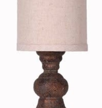 Monte Grey Urn Lamp