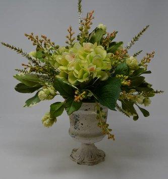 Custom Small Hydrangea Arrangement