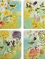 Birds in The Garden Coaster Set