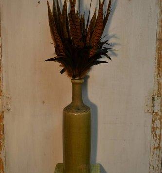 Fall Pheasant Feather Spray