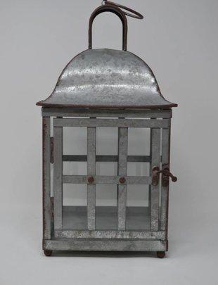 Galvanized Lanterns (2 Styles)