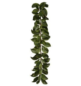 5-Ft. Magnolia Leaf Garland