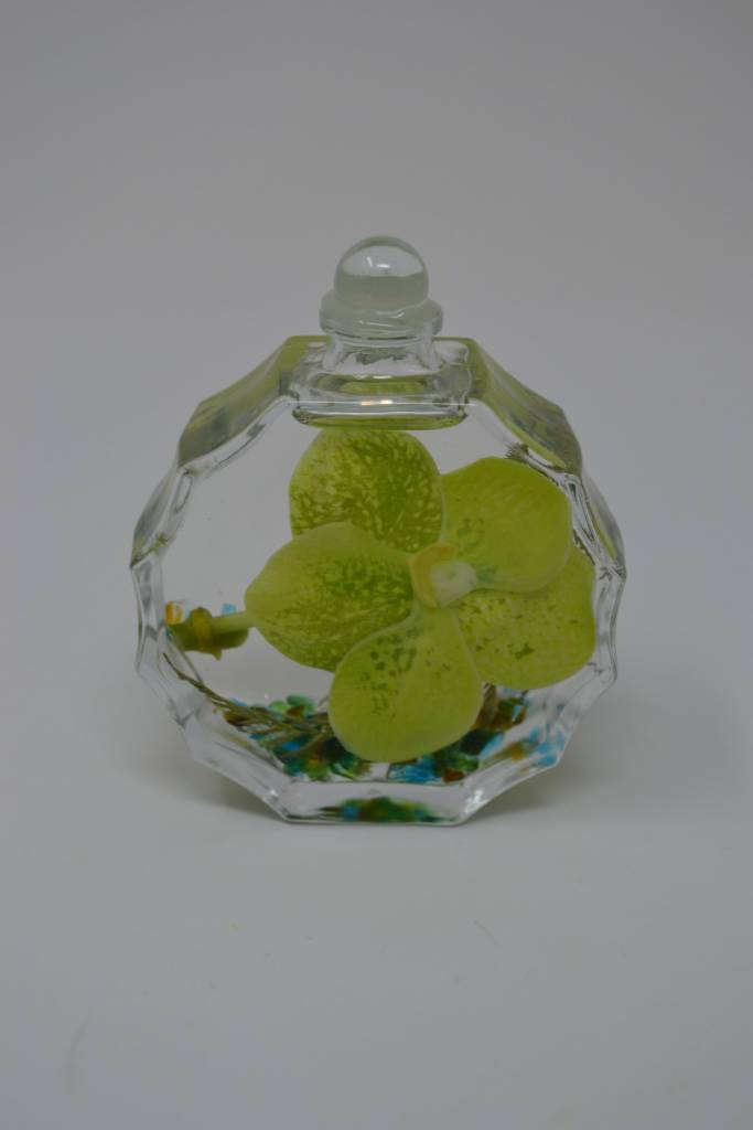 Sunburst Orchid Lifetime Oil Candle
