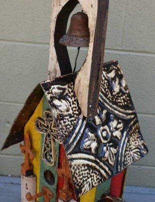 Multicolor Bell Lorenzo Birdhouse (4 Styles)