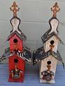 Old Hut Lorenzo Birdhouse