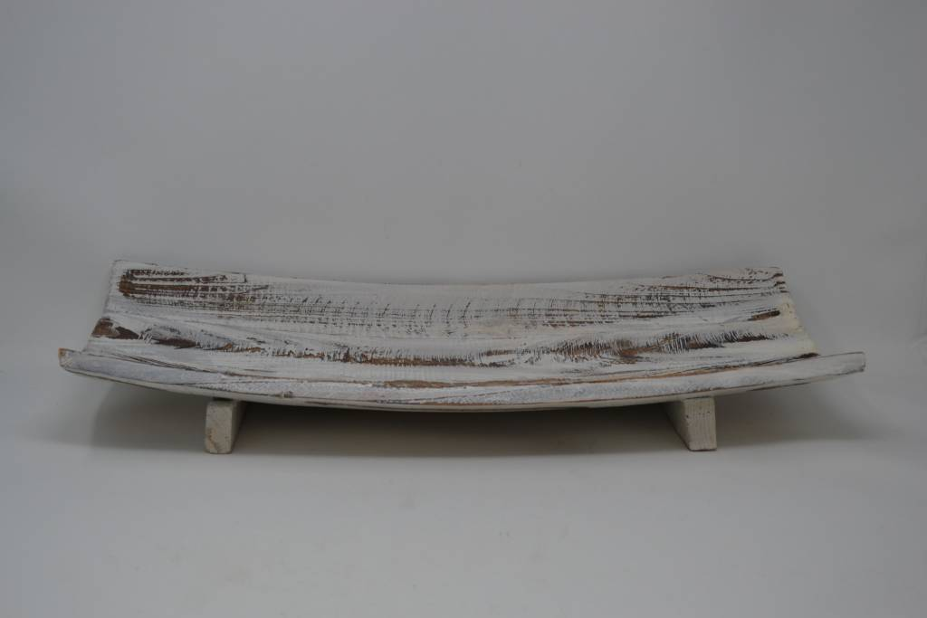 Curved Wooden Tray (3 Sizes)