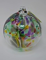 """6"""" Hanging Glass Tree of Life Orb (6-Styles)"""