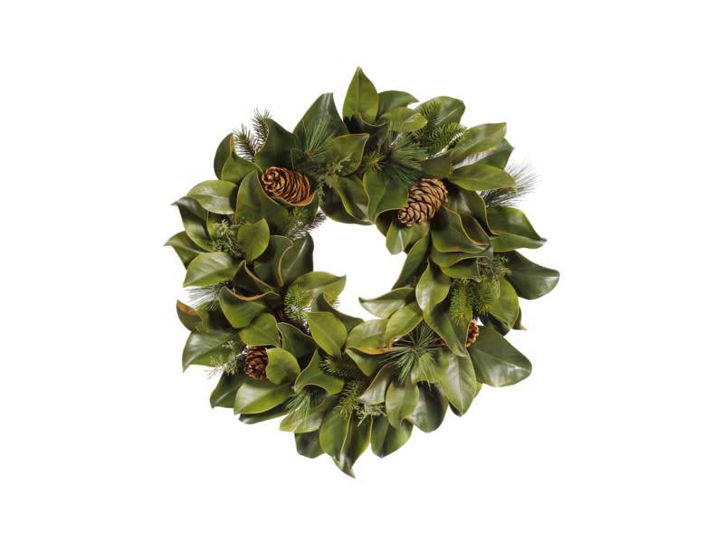"24"" Magnolia Pine Wreath"
