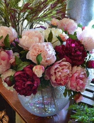 Peony Bloom (4 Colors)