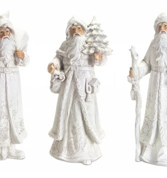 White Winter Santa (3 Styles)