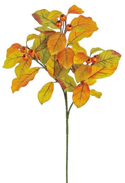 Autumn Leaf & Berry Spray