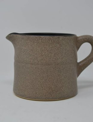 "4.5"" Taupe Pitcher"