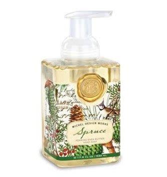 Spruce Foaming Soap (By: Michel Design Works)