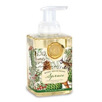Spruce Foaming Soap (By: Michel Design Works)