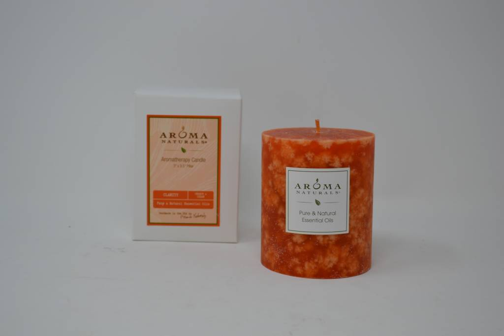 """Clarity 3""""X3.5"""" Candle"""