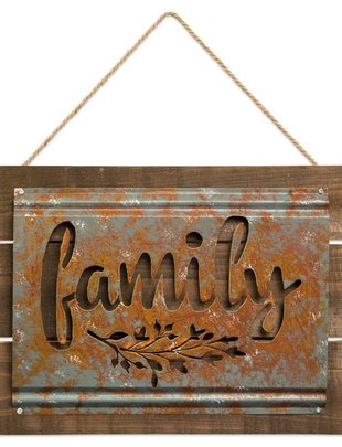 Metal Pallet Sign (3 Styles)