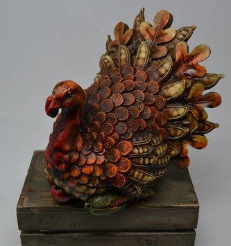 Oak Leaf Turkey