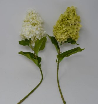 Cone Hydrangea Spray (2 Colors)