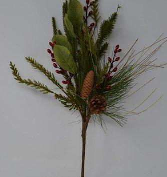 Mixed Pine Berry Pick