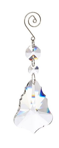"5"" Acrylic Prism Ornament"