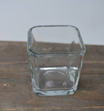 Square Votive Holder