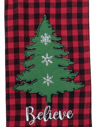 Lumber Jack Plaid Towel (2 Styles)
