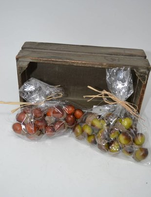 Bag of Acorns (2 Colors)