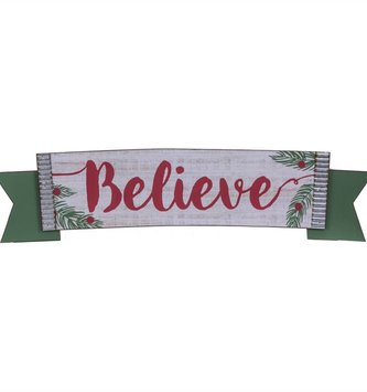 Christmas Banner Sign (2 Styles)
