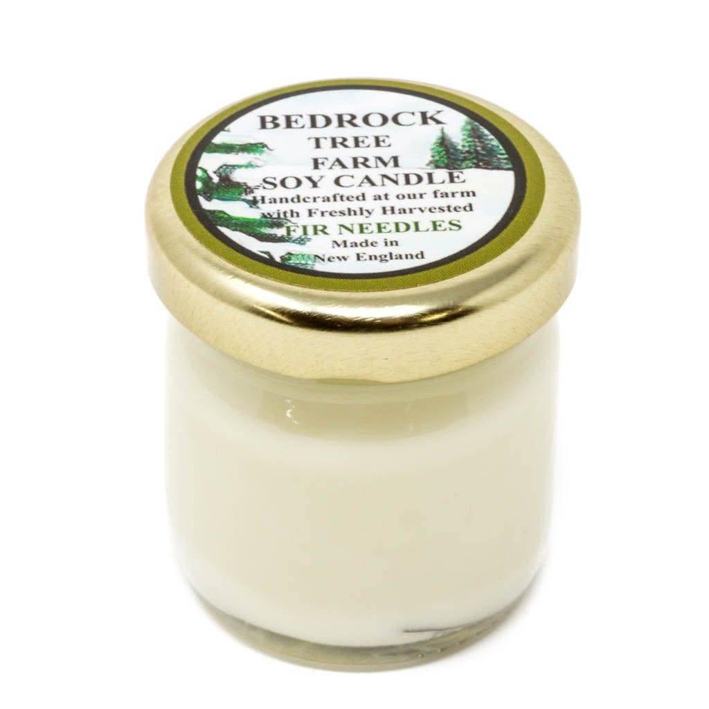 BedRock Tree Farm Frasier Fir Needle Soy Candle (4 Sizes)