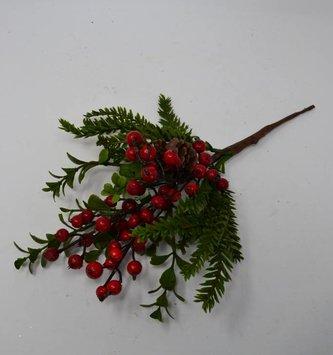 Mixed Boxwood Berry Pick