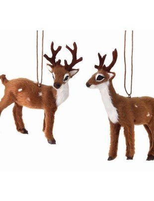 Small Buck Ornament