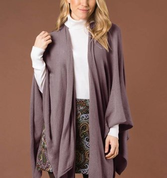 Simply Noelle Cardi Wrap (10 Colors)