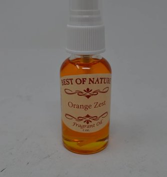 Orange Zest Oil Spray