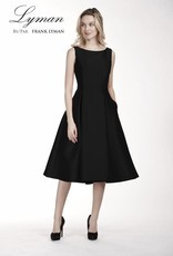 Frank Lyman Black Dress 189161