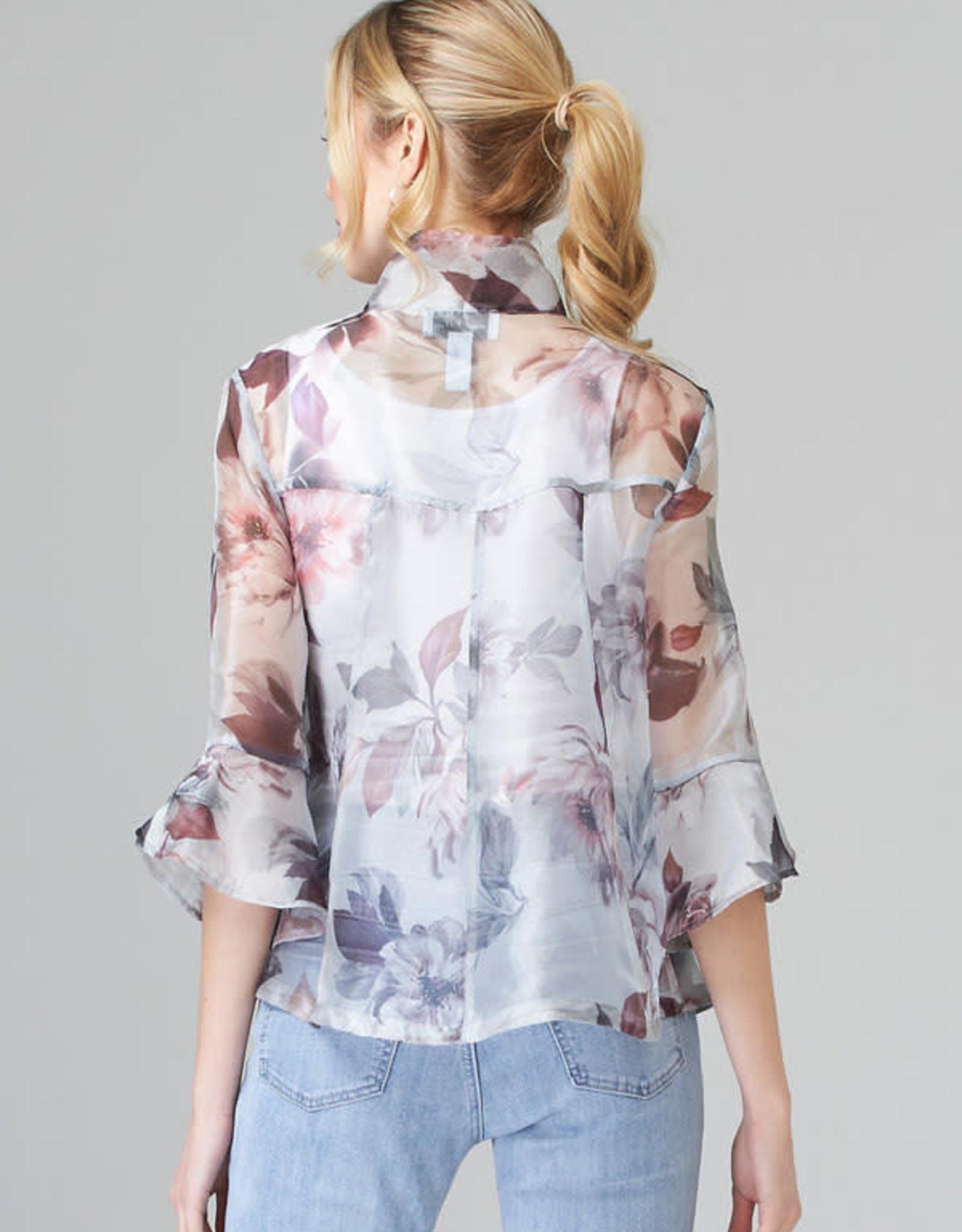 Joseph Ribkoff Joseph Ribkoff Jacket 201539 Floral print
