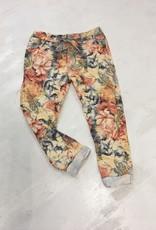 Bella Amore 6180 floral jeans
