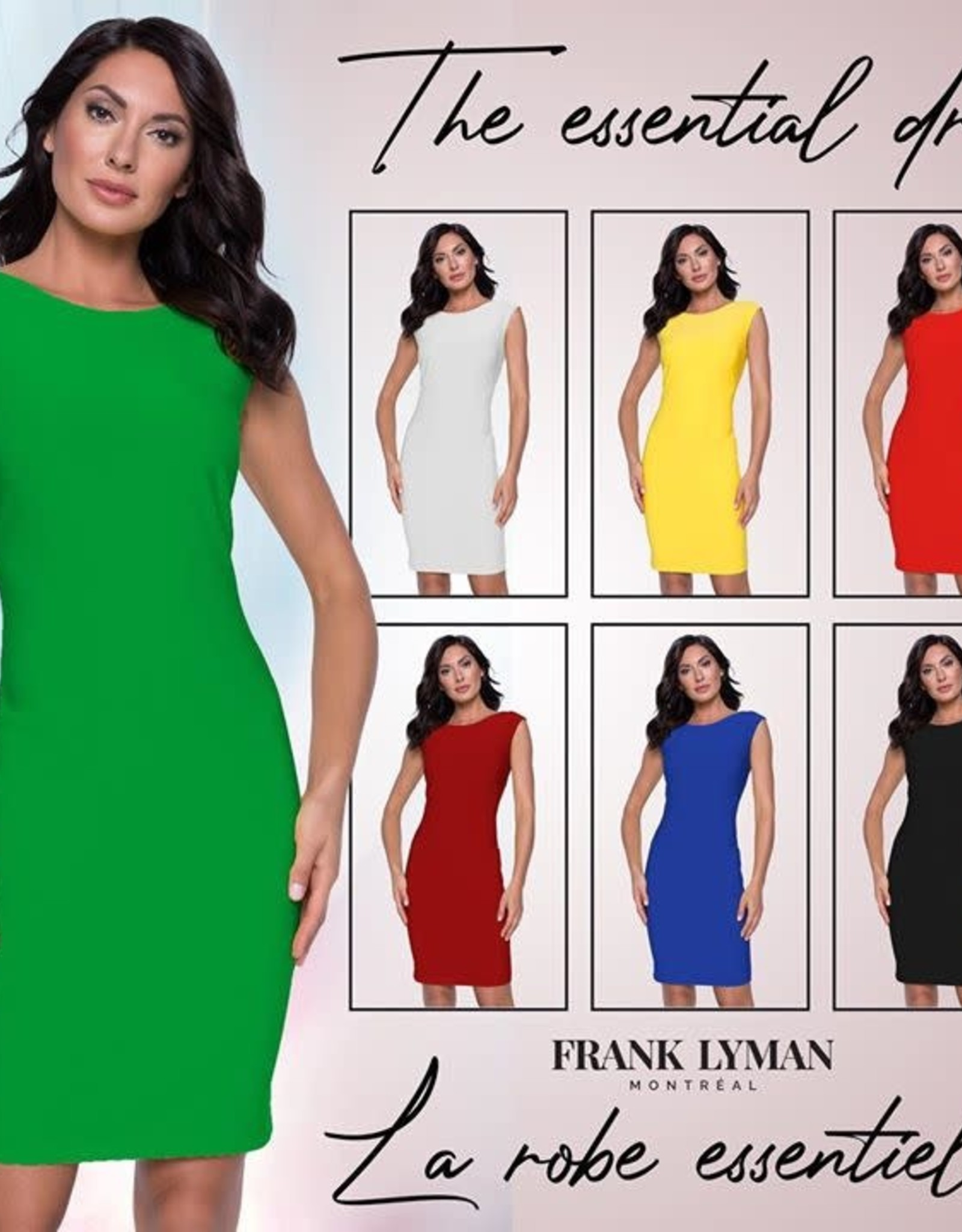 Frank Lyman 201046 Frank Lyman dress