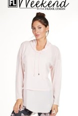 Frank Lyman Top with attached Hood 182161