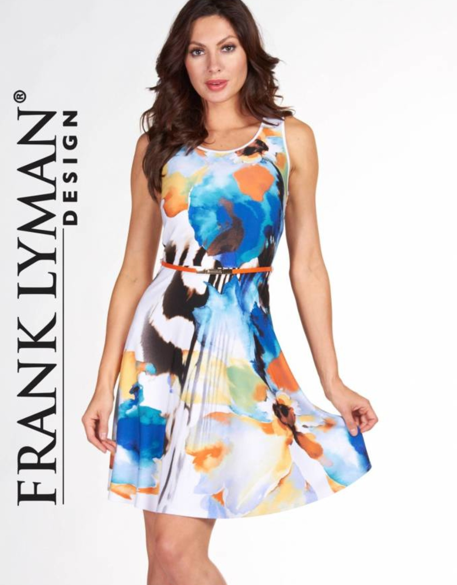Frank Lyman Frank Lyman Print Dress 66226