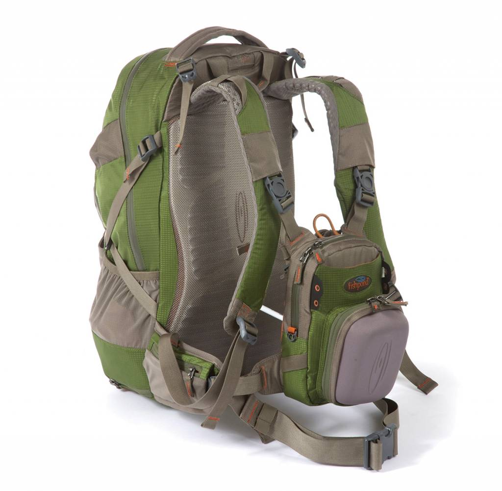 Fishpond Bitch Creek Tech Pack Cutthroat Green