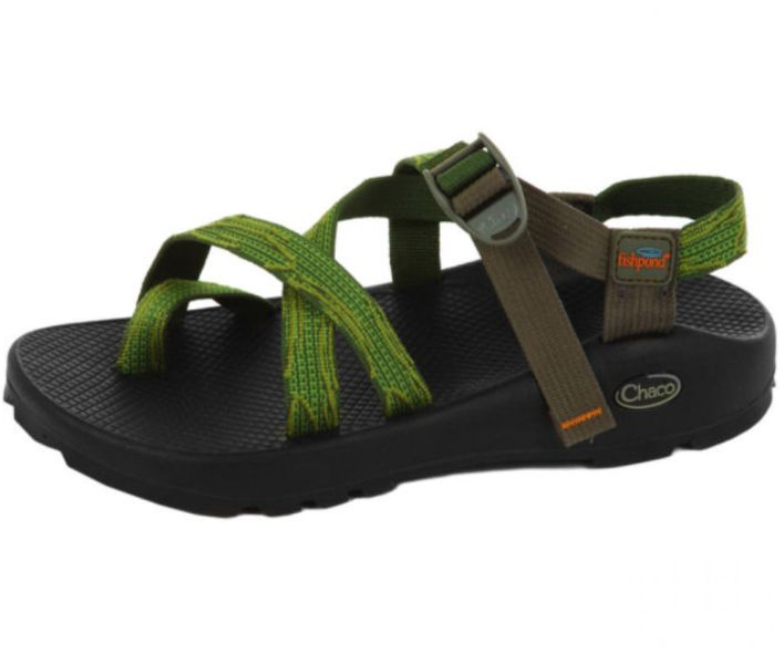 Fishpond Chaco Z2 Sandal Green