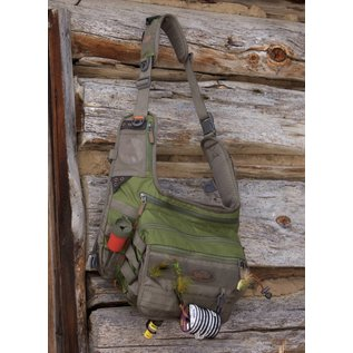 Fishpond Delta Sling Pack Cutthroat Green