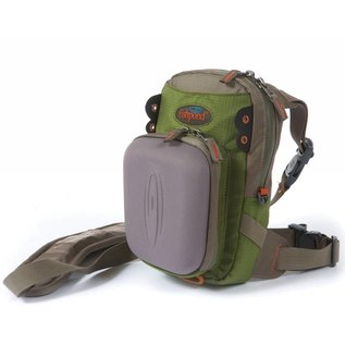 Fishpond Medicine Bow Chest Pack Cutthroat Green