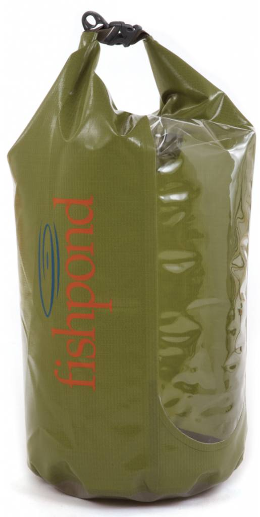 Fishpond Westwater Roll Top Dry Bag Large Cutthroat Green