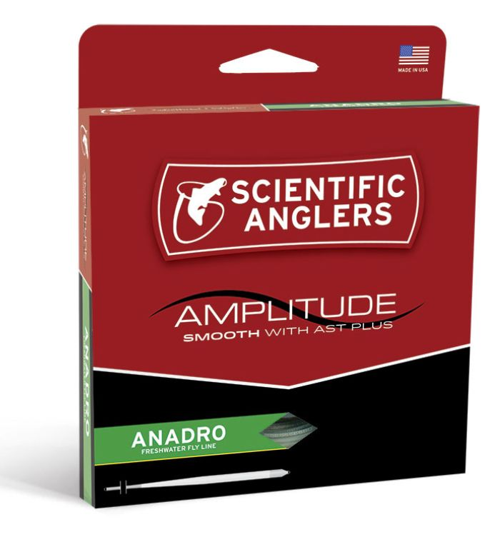 Scientific Anglers Amplitude Smooth Anadro Fly Line
