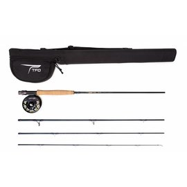 Temple Fork Outfitters Pro LTD Series Kit 590-4