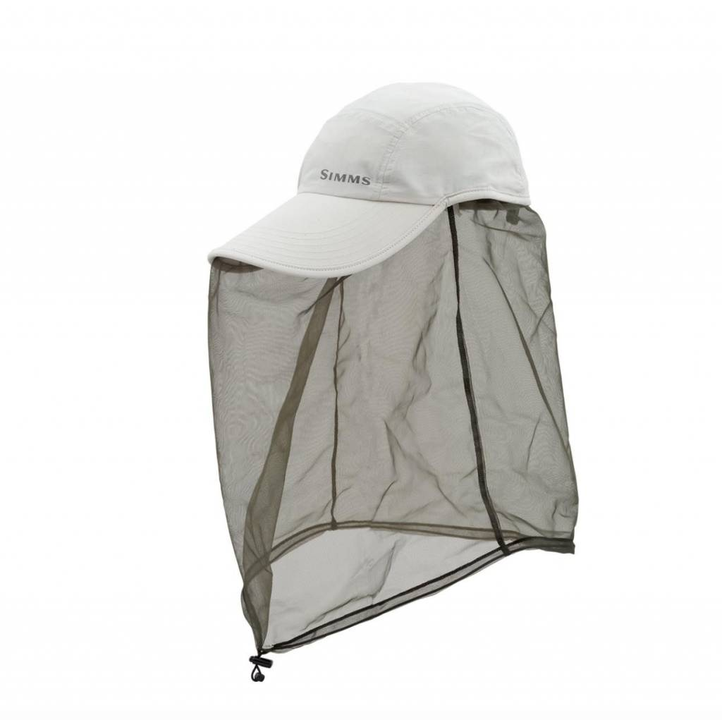 Simms Bug Stopper Net Cap