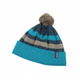 Simms Women's Fleece Lined Pom Hat Lagoon
