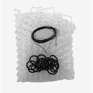 """Fishpond Nomad Replacement Net - 19"""" Clear"""