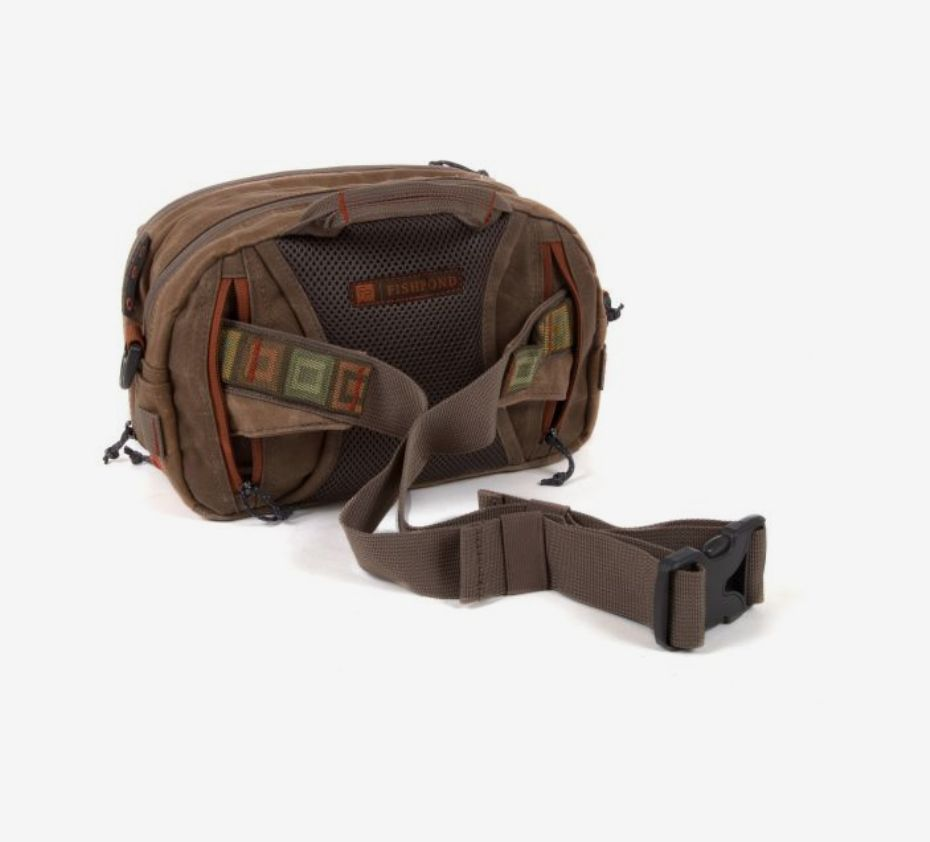 Fishpond Blue River Chest/Lumbar Pack - Earth